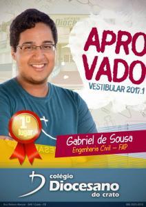 Gabriel de Sousa - FAP