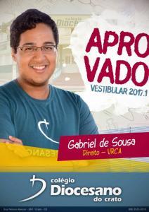 Gabriel de Sousa - URCA