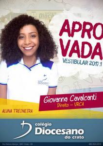 Giovanna Cavalcanti - URCA