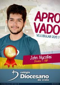 John Nycollas - FAP