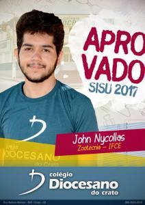 John Nycollas - IFCE