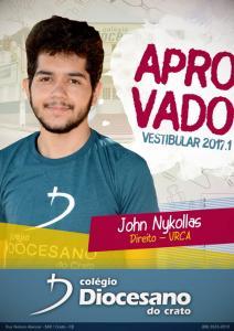 John Nycollas - URCA