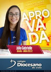 Julia Gabrielle - URCA