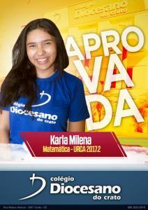 Karla Milena - URCA