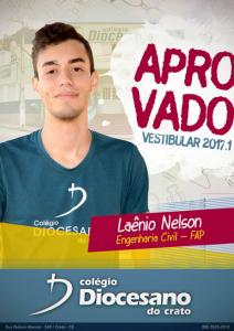Laênio Nelson - FAP
