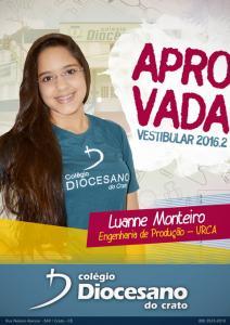 Luanne Monteiro - Eng Prod - URCA