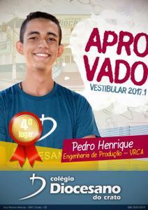 Pedro Henrique - URCA