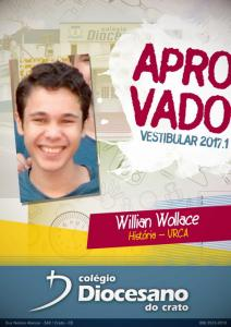 Willian Wollace - URCA