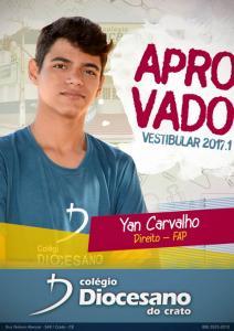 Yan Carvalho - FAP
